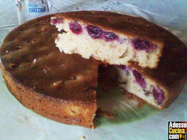 Torta di ciliegie - Ricetta