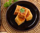 Tofu con salsa agrodolce di lime