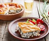 Torta salata bietole e ricotta