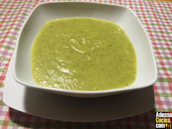 Crema di broccoli e patate - Ricetta