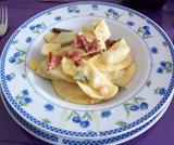 Casoncelli alla pancetta