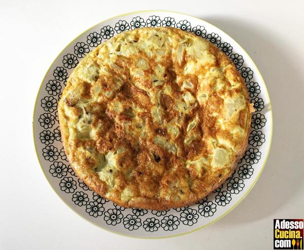 Tortilla spagnola