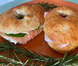 Bagel e farciture