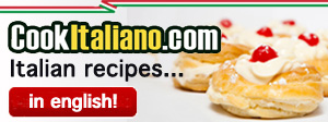 Italian recipes in english!